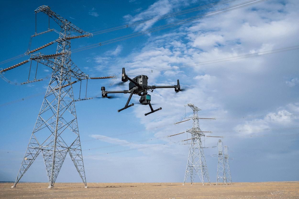 sensor lidar para drone ecuador